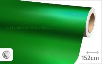 20 mtr Mat chroom groen folie