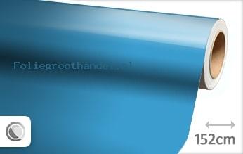 30 mtr Glans babyblauw folie