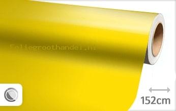 30 mtr Glans geel folie