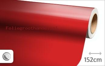 30 mtr Glans rood folie