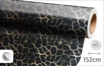 30 mtr Luipaard print folie