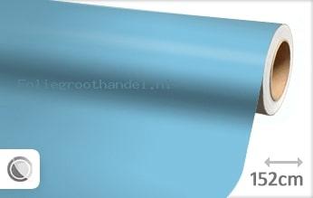 30 mtr Mat babyblauw folie