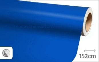 30 mtr Mat blauw folie