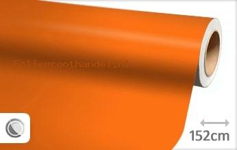 30 mtr Mat oranje folie
