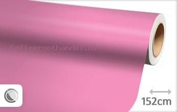 30 mtr Mat roze folie