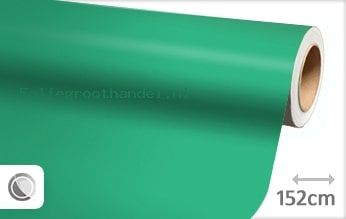 30 mtr Mat turquoise folie